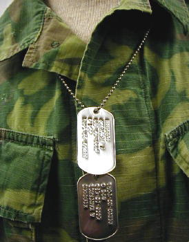 Dog Tags No Silencers