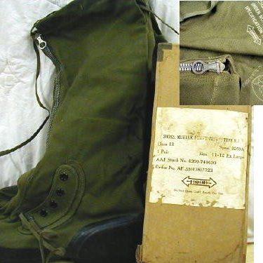 Army Aircorp Mukluks