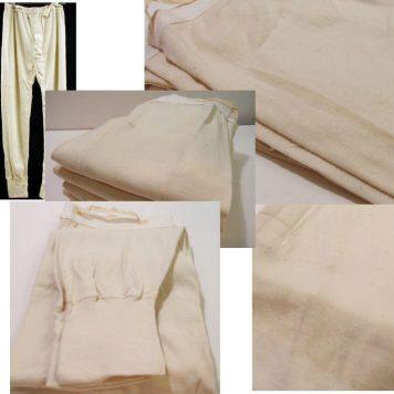 Long Underwear Pant, Wool / Cotton