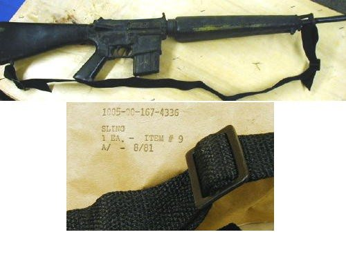 M-16 Rifle Sling Nylon