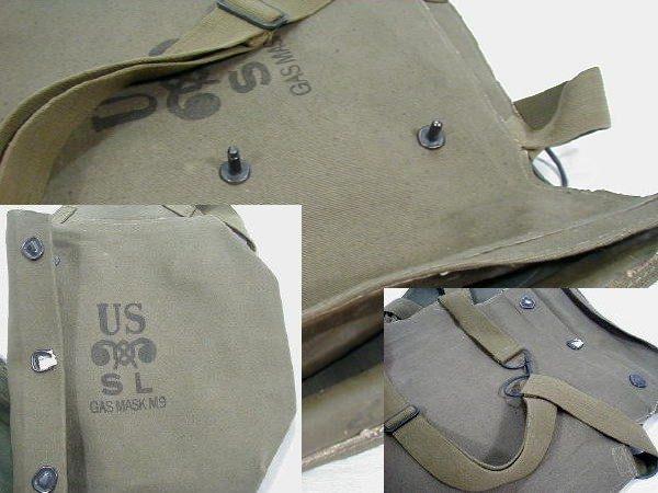 M-9 Gas Mask Bag