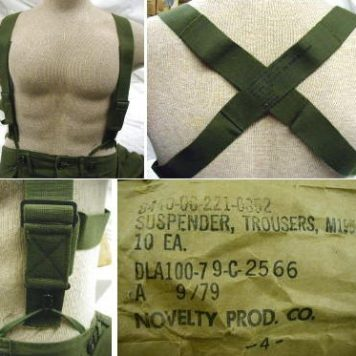 M1950 Trouser Suspenders