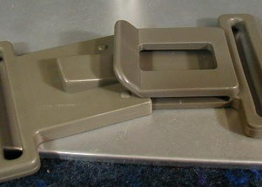 Pistol Belt Fastener, LC-2
