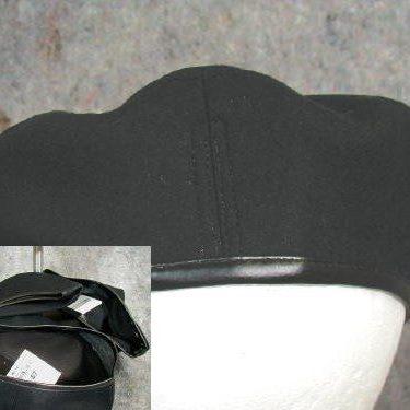 Swiss Beret Black, Used