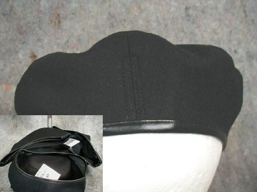 Swiss Beret Black, Used
