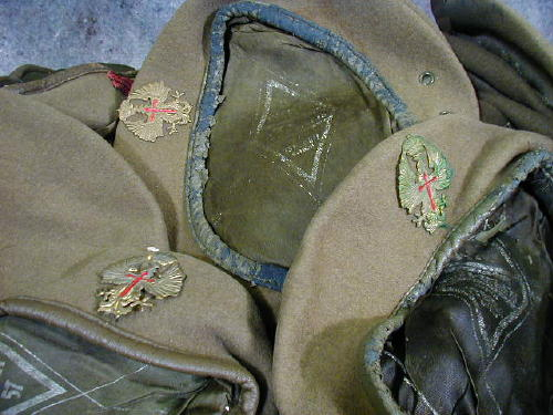 Spanish Beret, w/ Insignia, XS