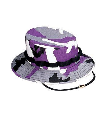 Boonie Hat, Purple Camo