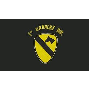 Flag 1st Cavalry 3'x5'