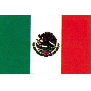 Flag Mexico 3' X 5'