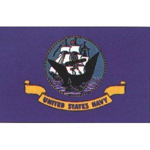 Flag Navy  3' X 5'