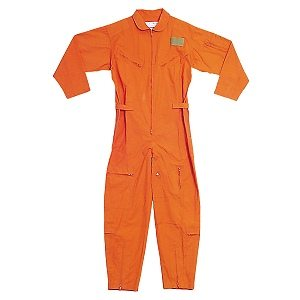 Flight Suit, Replica, Orange Flightsuit