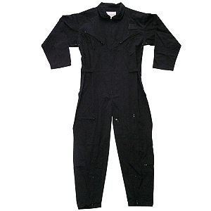 Flight Suit Replica, Black Flightsuit