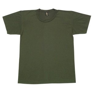 Youth T-shirt Short-sleeve Olive Drab