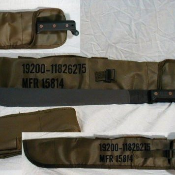 Super Machete Scabbard
