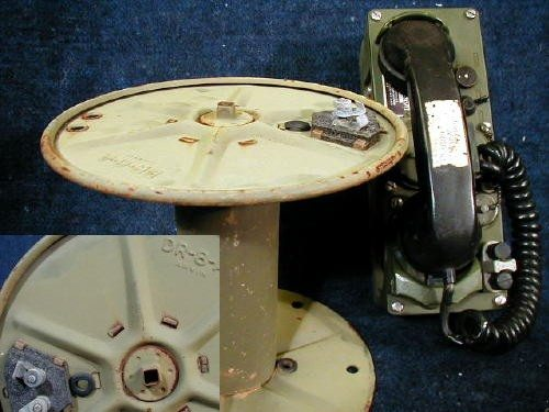 Spool For Communications Wire