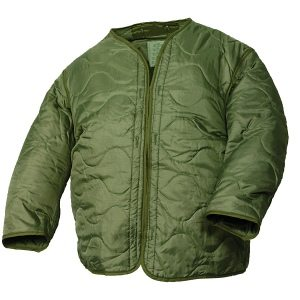 M-65 Field Jacket Liner, Green