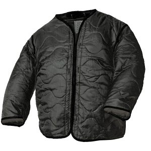 M-65 Field Jacket Liner, Black