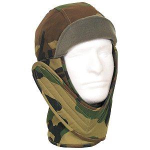 Used Cvc Helmet Liner, Camo