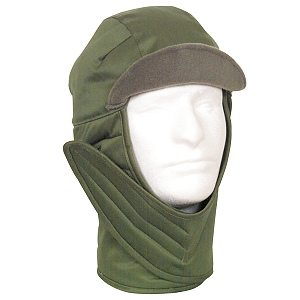 CVC Helmet Liner, Green