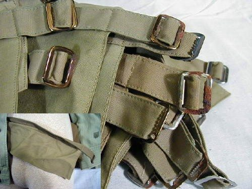 WW2 Money Belt