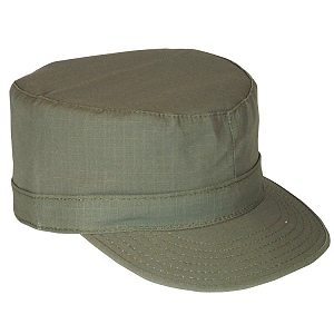 BDU Cap Army, OD Green