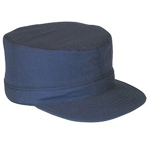 BDU Cap Army, Navy Blue