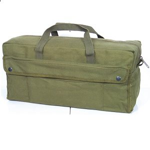 Jumbo Tool Bag, Green