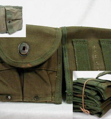 M-1 Carbine Mag Pouch 15rd., Copy