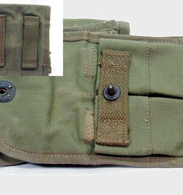 M-1 Carbine Mag Pouch GI, Sterile