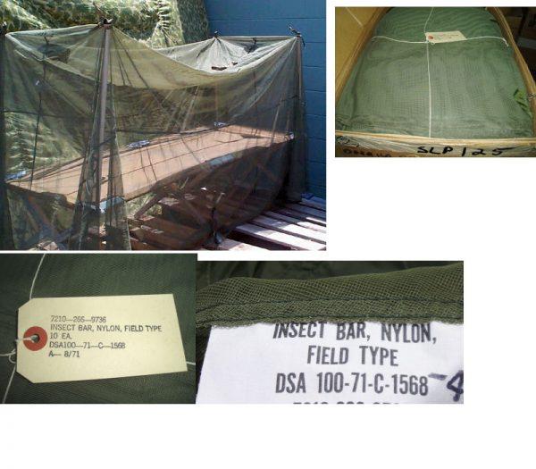 Mosquito Net, New, Vietnam Dated