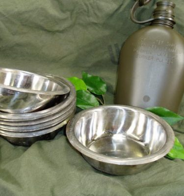 Small Bowl Stainless Steel, 4 Pack