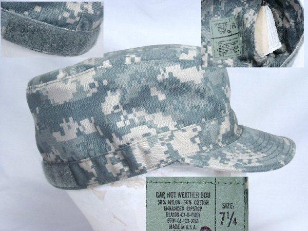 Acu Patrol Hat, Army