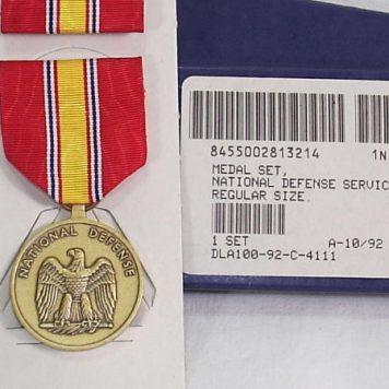 National Defense Service Medal Fsm Ndsm