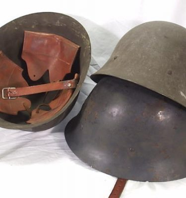 Swedish Steel Helmet