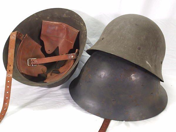 Swedish Steel Helmet