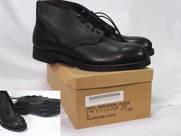 Military Chukka Boot
