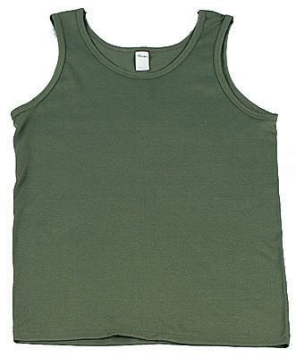 Olive Drab Tank Top