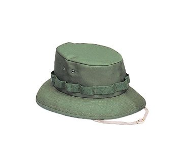 Boonie Hat, Olive Drab