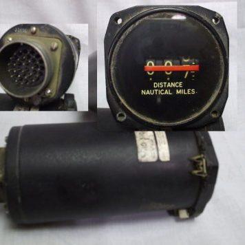 Nautical Mile Instrument Gauge