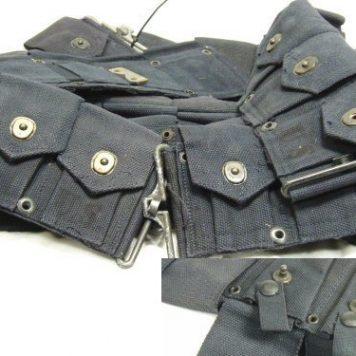 M-1 Garand Cartidge Belt, Blue