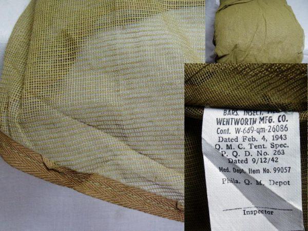 World War 2 Mosquito Net