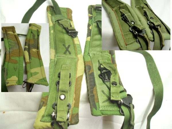 Alice Pack Straps, LC-2 Enhanced, Used
