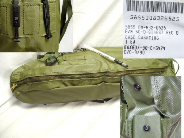An/pvs-2 Night Vision Scope Case