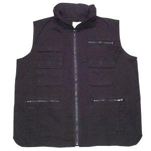Ranger Vest,  Black