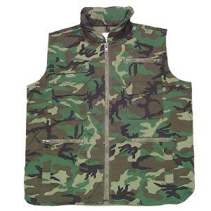 Ranger Vest, Camo