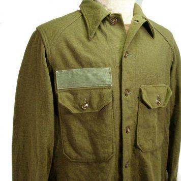 Wool Shirt, Used