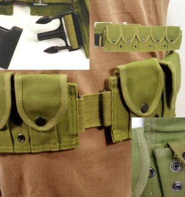 10 Pocket Cartridge Belt, Copy, Od