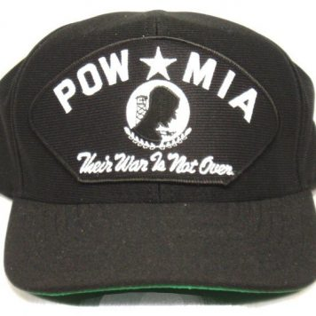 Pow-mia Cap, Their War Is Not Over