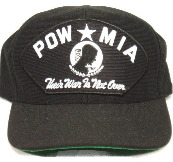 Pow-mia Cap, Their War Is Not Over