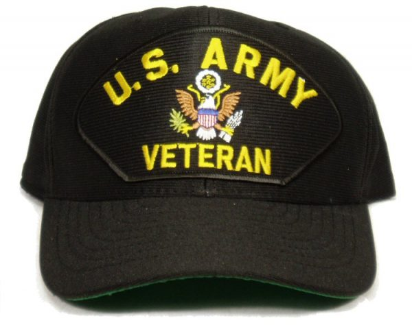 US Army Veteran Cap